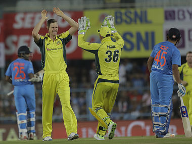 India vs Australia: Stand-in captain David Warner lauds Jason Behrendorff for his 4-wicket haul in 2nd T20I