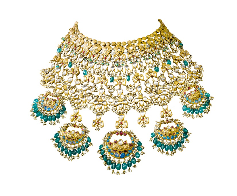 Jauhar - jewelry piece for Padmavati.