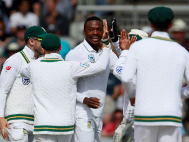 File image of South Africa's Kagiso Rabada. Reuters