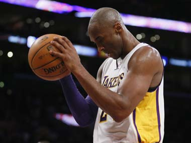 Kobe Bryant named as one among eight finalists for Basketball Hall of Fame three weeks after NBA legends demise