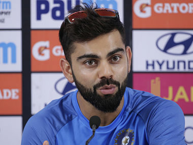 Virat Kohli advises youngsters to devote time to outdoor sports instead of wasting time on social media