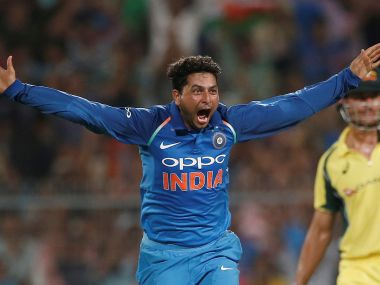 Kuldeep Yadav believes bowling on concrete pitches in his growing up days has made him battle-ready for any surface