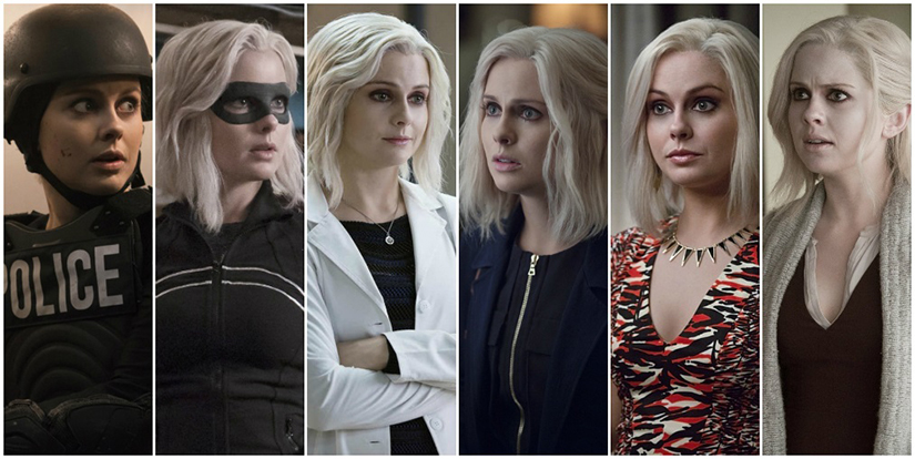 For someone who eats brains for a living, Liv Moore (Rose McIver) is delightfully charming in iZombie as she explores a vast array of personality traits in each episode.