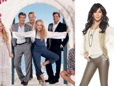 Mamma Mia: Here We Go Again! — Cher roped in to play a part in the Meryl Streep starrer