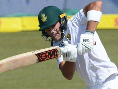 South Africa vs Bangladesh: Dean Elgar, Aiden Markram slam centuries as visitors take another pounding on Day 1