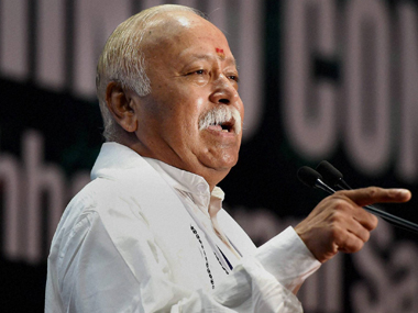 Mohan Bhagwat says world fed up of experiments expects India to lead