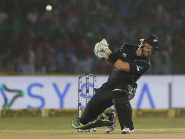 New Zealand failed to finish the job in the 3rd ODI at Kanpur. AP