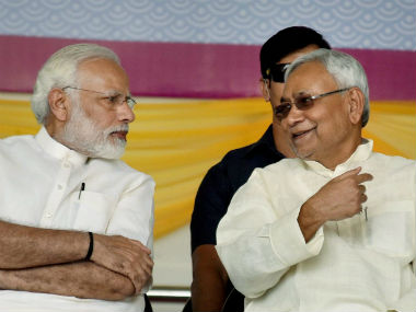 As Narendra Modi ignores Nitish Kumars request for Patna University Oppn says PM fooled Bihar CM