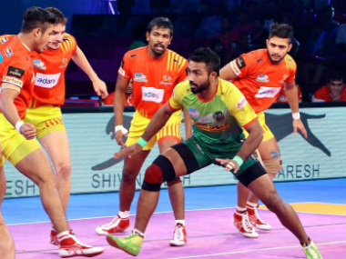 Highlights Pro Kabaddi League 2017 final result Patna Pirates defeat Gujarat Fortunegiants for third title