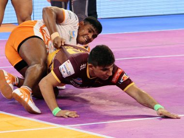 Pro Kabaddi League 2017 Puneri Paltan UP Yoddha look to exploit each others frailties in playoff duel