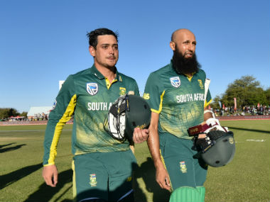 South Africa vs Bangladesh: Quinton de Kock, Hashim Amla forge record stand as Proteas go 1-0 up in style