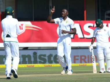 File picture of Rabada. AFP