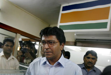 Raj Thackeray's rally against Railways LIVE: MNS chief asks govt to clear mess, threatens next rally 'won't be peaceful'