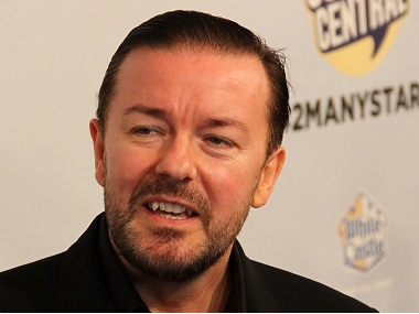 Ricky Gervais to play suicidal man in Netflix series tentatively titled Roll on Death