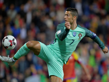 International friendlies: Cristiano Ronaldo left out of Portugal squad for upcoming matches