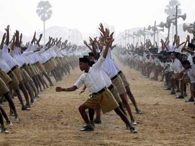 At key RSS meet in Bhopal, saffron body to focus on outreach in Kerala, Bengal, expanding shakhas