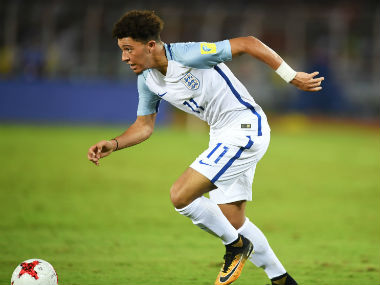 FIFA U17 World Cup 2017 England coach says Jadon Sancho returning makes no point unless he starts for club