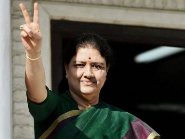 IT raids on jailed AIADMK leader VK Sasikala's kin, business associates continues at several premises for third day