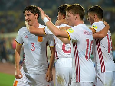 FIFA U17 World Cup 2017 Confident Spain face gritty Iran in quarterfinal clash