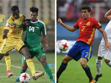 FIFA U17 World Cup 2017 Spains midfield in for stern Mali test with spot in final on the line