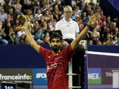 French Open Superseries Kidambi Srikanth says he is not chasing No 1 spot despite consecutive title wins