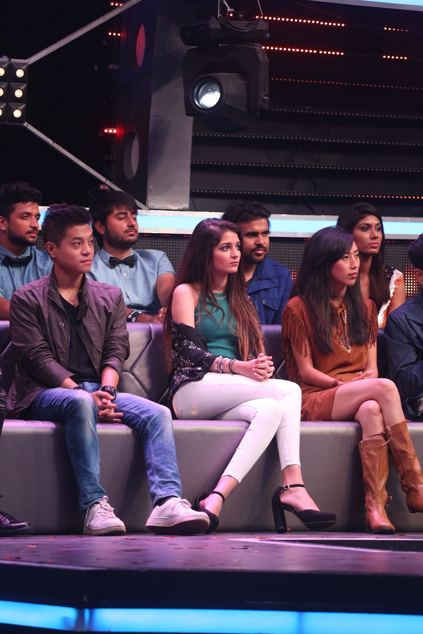 The Top 12 contestants of The Stage 3.