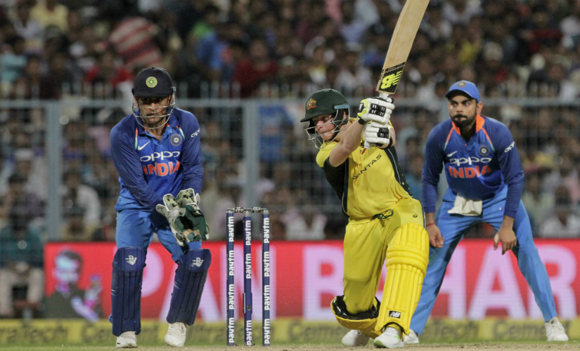 Steve Smith did not have a particularly great series with the bat, averaging 28 with a strike rate of 78. AP