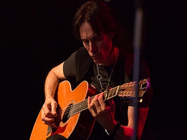 Steve Vai on how new ideas help music stay relevant, NH7 Weekender gig