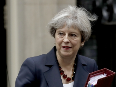 Theresa May assassination plot foiled: Police arrest 2 in connection with plan to kill British prime minister