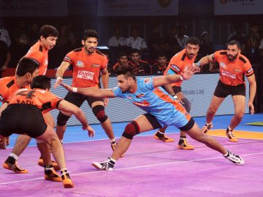Pro Kabaddi League 2017 U Mumbas erratic defence nullified Anup Kumars genius in underwhelming campaign