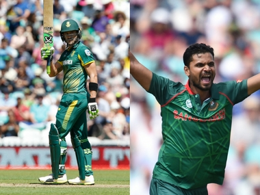 Highlights South Africa vs Bangladesh, 1st ODI at Kimberley, cricket scores and result