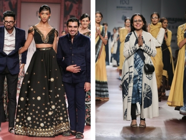 Amazon India Fashion Week 2018: Anju Modi, Shivan & Narresh present Spring/ Summer collections