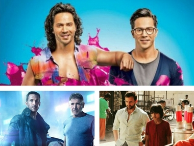 Judwaa 2, Chef, Blade Runner 2049 box-office report: There's no stopping Varun Dhawan's film