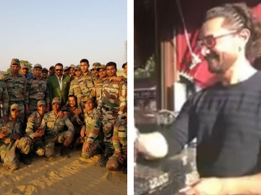 Aamir Khan enjoys Turkish ice-cream; Sanjay Dutt meets Indian Army: Social Media Stalkers' Guide