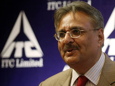 ITC Q2 net profit up 12 at Rs 2955 cr revenue from operations grows 155 to Rs 11272 cr