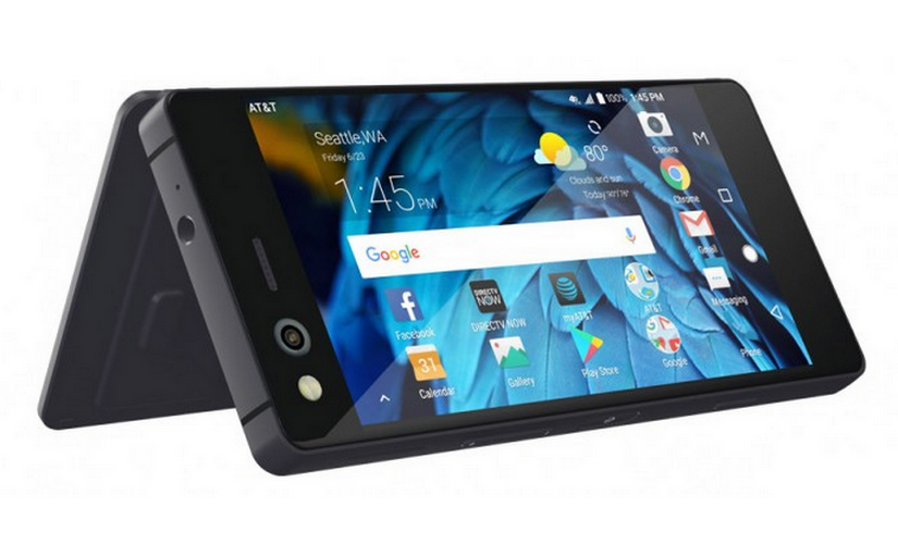 The ZTE Axon M is priced at $725 in the US.