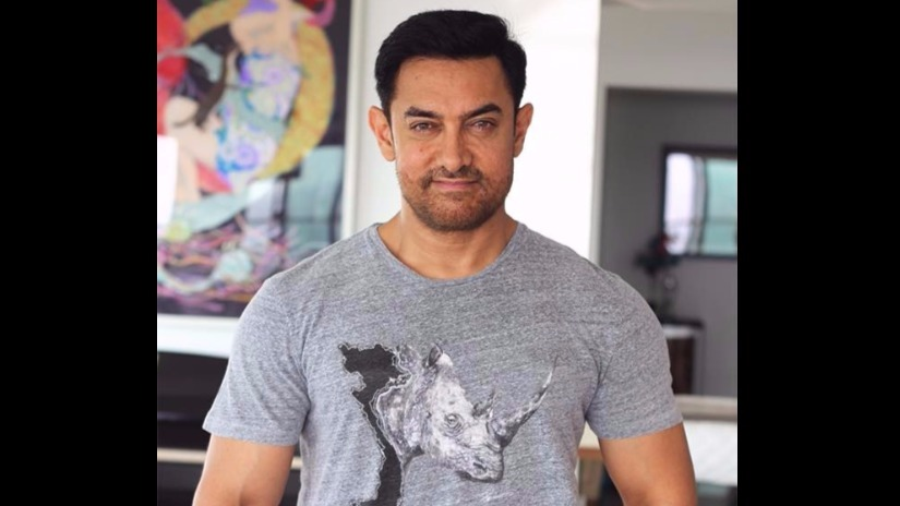 Aamir Khan will reportedly direct produce and star in scifi franchise of his own