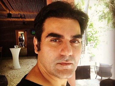 Arbaaz Khan to reportedly star in love-story drama titled Coming Back