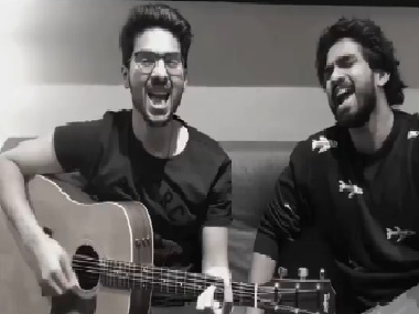 Golmaal Again: Armaan, Amaal Malik share sneak peak of upcoming song 'Hum Nahi Sudhrenge'