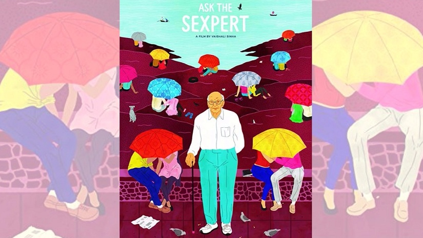 Ask The Sexpert is a great nod to Dr Mahinder Watsas progressive feminist thoughts on sex