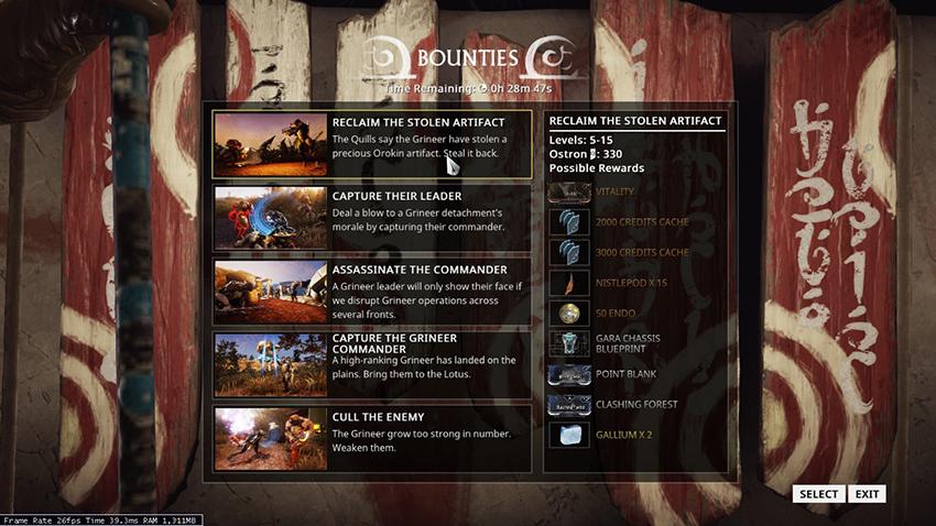 The Bounty Board