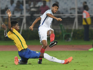 FIFA U-17 World Cup 2017 top-scorer Rhian Brewster slams UEFA over indifferent attitude to racism