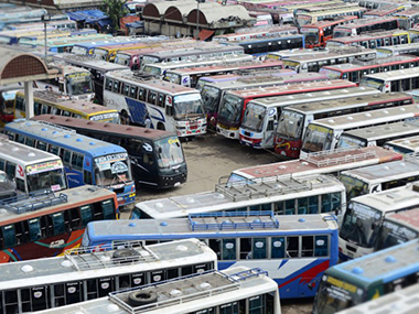 Himachal Pradesh private bus operators call for indefinite strike from Monday demand increase in minimum fares