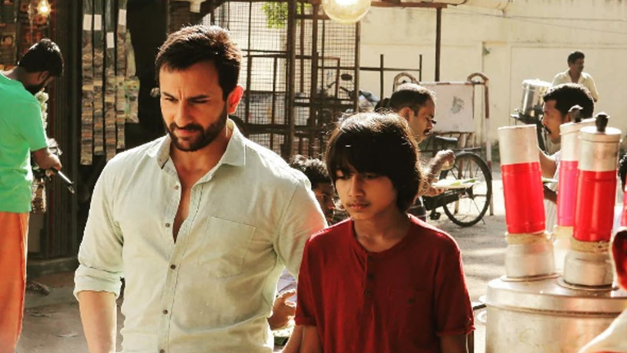 Chef - Saif Ali Khan