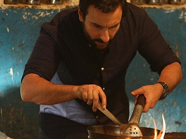 Chef: Saif Ali Khan's earnest performance takes the cake in this visually beautiful film