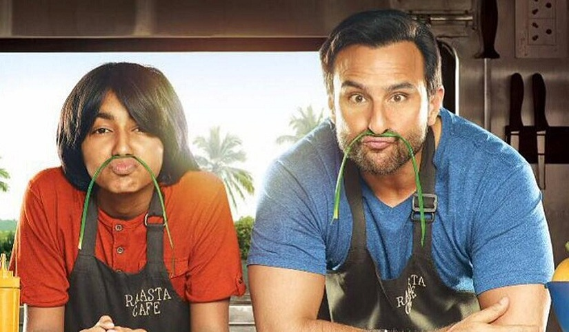 Watch The Inspirational Trailer Of Saif Ali Khan's Chef