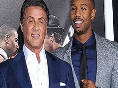 Sylvester Stallone to direct, produce Creed 2; sequel will star Michael B Jordan