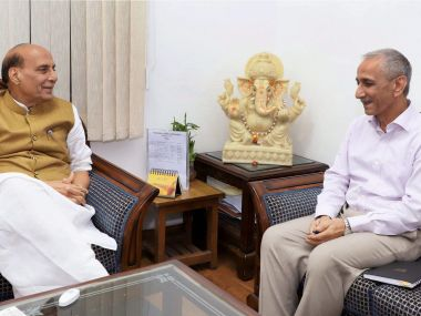 Picking excop Dineshwar Sharma to help resolve a political issue in Jammu and Kashmir is a futile move