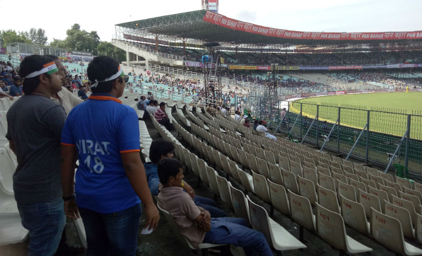 Empty stands at Kolkata's Eden Gardens for the 2nd ODI between India and Australia tell you that the game is in need if rejuvenation. Debdutta Bhattacharjee