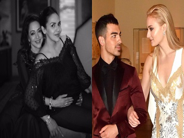 Esha Deol wishes Hema Malini; Sophie Turner, Joe Jonas engaged: Social Media Stalkers' Guide